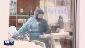 Illinois reports highest single-day death toll from coronavirus