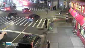 NYPD hunts hit-and-run driver who struck woman in the Bronx