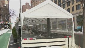 NYC restaurants frustrated by constant outdoor dining rule-changes