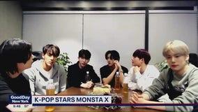 Korean pop stars Monsta X talk about their comeback and new album
