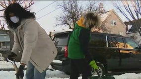 Westchester County 'Snow Angels' help neighbors in need clear snow