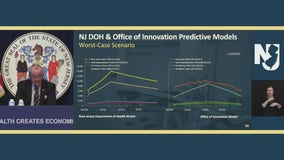 COVID projections in NJ show more cases, hospitalizations than spring peak
