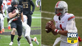 Win big on College Football's Championship weekend with FOX Super 6