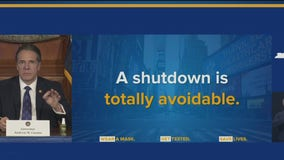 Cuomo: Shutdown 'totally avoidable' as NY breaks single-day COVID record