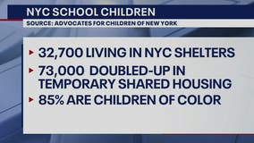Pandemic leaves homeless students in NYC struggling