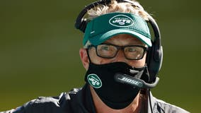 Jets fire defensive coordinator after call costs 1st win, AP reports