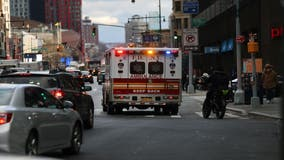 NYPD: 2 New York City ambulance crews robbed in 1 week