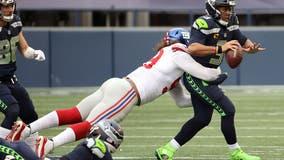 NY Giants stun Seattle Seahawks with 17-12 win