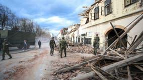 Magnitude 6.3 earthquake strikes Croatia; 6 deaths reported