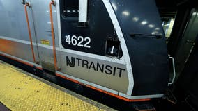 NJ Transit to operate on Level 2 severe weather schedule