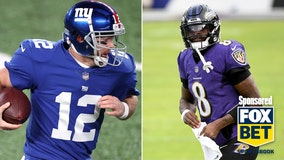 Ravens-Giants look to stay alive in NFL playoff race