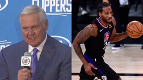 NBA investigating Clippers, Jerry West over Kawhi Leonard signing