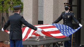 Military funeral honors for veterans in New York dropped amid pandemic