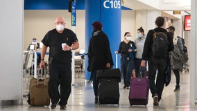 UK travelers must test negative for COVID-19 before entering US, CDC says