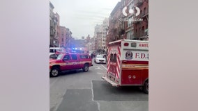Man stabbed, another dead after fight in Manhattan