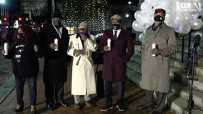 Newark mayor slams anti-maskers during vigil for COVID victims