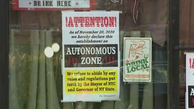 NYC bar creates 'autonomous zone' bar to skirt coronavirus rules