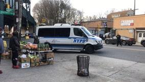 Man shot at Bronx subway station