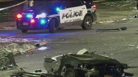 Five dead in horrific crash in Yonkers