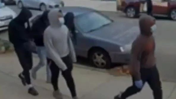 Police: Teens knocked woman unconscious before stealing car in North Philadelphia