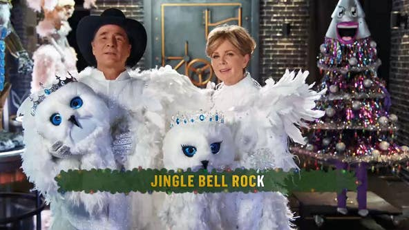 'The Masked Singer' holiday sing-along brings joy ahead of season 4 finale
