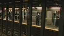 Unprovoked subway slashing