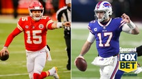 Patrick Mahomes, Josh Allen are headline acts in AFC Championship game