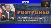 Mega Sites Won't Open Yet