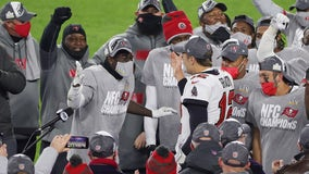 Ticket prices for Super Bowl LV in Tampa soar as Buccaneers win NFC Championship