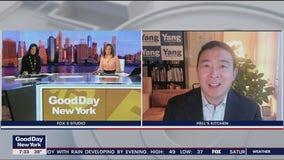 Andrew Yang on Good Day NY