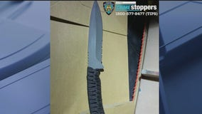 NYPD shoots man who attacked them with knife in Queens home