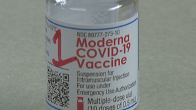CDC: Allergic reactions after Moderna vaccine are extremely rare