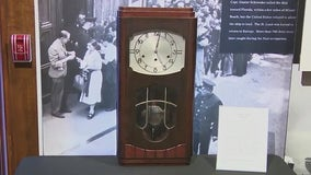 Clock given to Holocaust center on Long Island tells family's story