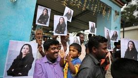 Indian village celebrates Kamala Harris on Inauguration Day