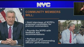 Communities will help choose NYPD precinct commanders