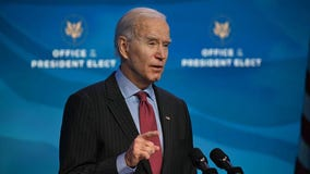 Biden doesn't take position on Trump's possible impeachment