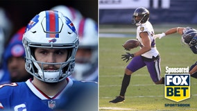 Spicy matchup between hot teams as Bills-Ravens get together