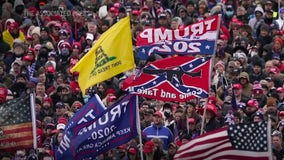 Years of white supremacy threats culminated in Capitol insurrection