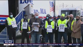 Produce workers say they're essential, strike for better pay