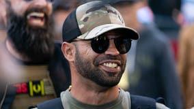 Proud Boys' leader Enrique Tarrio arrested in DC, police say