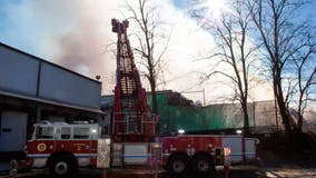 NJ recycling plant to be demolished after large fire