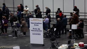 Vaccine surplus hoax spurs rush to Brooklyn site