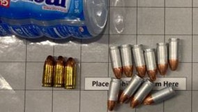 TSA finds bullets hidden in Mentos gum container at LaGuardia