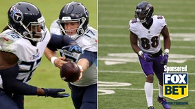 Ravens look to turn tables on Titans in AFC Wild Card game