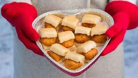 Chick-fil-A to sell heart-shaped boxes of nuggets for Valentine's Day