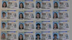 Thousands of fake IDs from China seized in Cincinnati