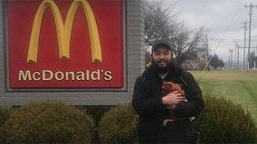 Chickens 'wreak havoc' at New Jersey McDonald's