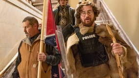 FBI arrests fur-wearing son of Brooklyn judge on Capitol riot charges