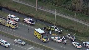 Sheriff: Hillsborough deputy killed, one day before retirement, in crash involving suspect