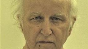 Elderly man accused of stabbing wife to death in bathroom